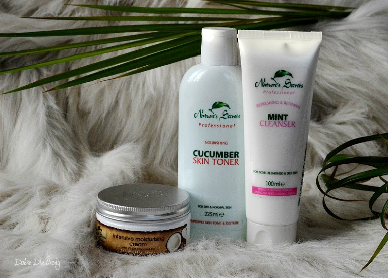 Naturalne kosmetyki Nature's Secret z Papaya Store