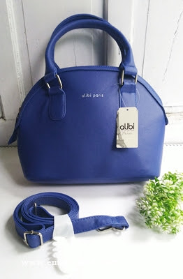 Alibi Paris Tas Wanita Lily Blue