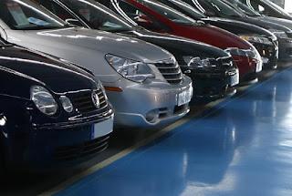 Los coches de más de 15 años, protagonistas en el mercado de VO