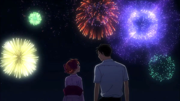 Gekkan Shoujo Nozaki-kun - Anime romance terbaik lelaki tinggi perempuan pendek