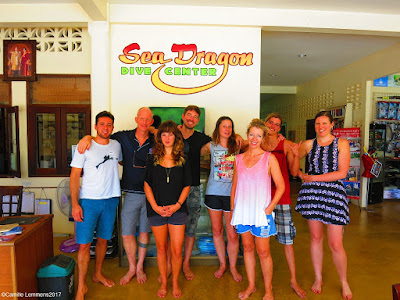 PADI IDC for October 2017 in Khao Lak has started