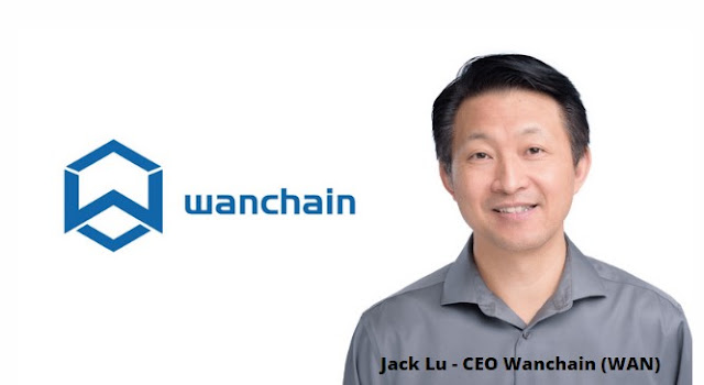 Jack Lu CEO WhanChain