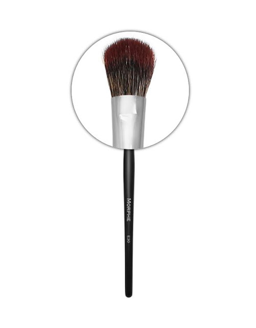 The best blending makeup brush by barbies beauty bits