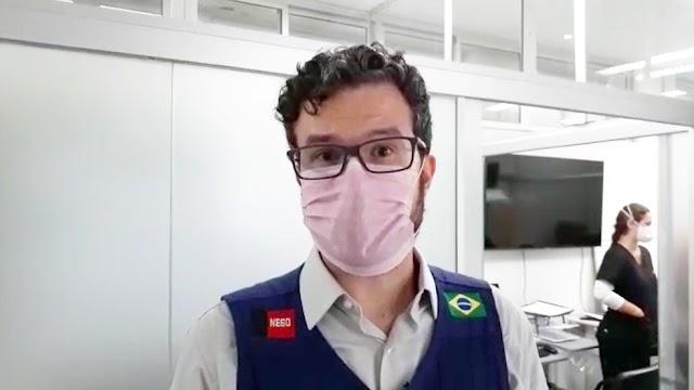 Covid-19: 10% dos paraibanos já tiveram contato com o vírus, segundo Secretaria de Saúde