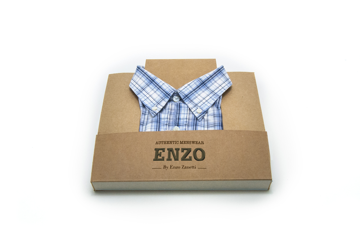 Enzo Box To Hanger Student Project On Packaging Of The