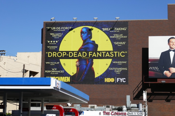 Giant Watchmen 2019 FYC billboard