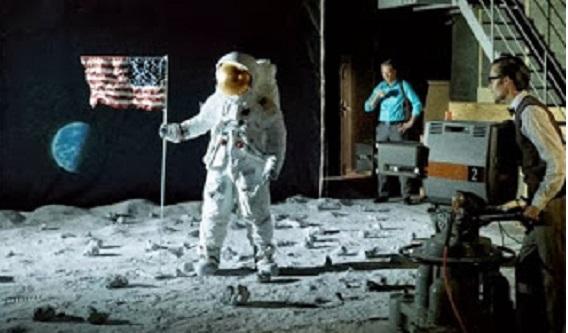 Πως προέκυψε η FAKE προσγείωση στο φεγγάρι [Εικόνες]