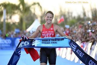 TRIATLÓN (Series Mundiales 2016) - Flora Duffy gana en Cozumel y destrona a Gwen Jorgensen