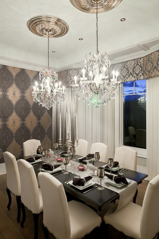 new style 9d830 94944 ILLUMINATION: Double Chandeliers