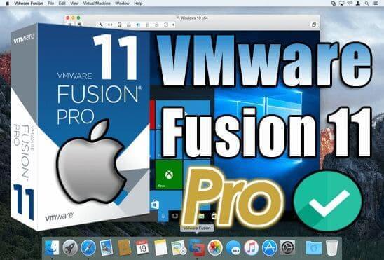 تحميل وتفعيل برنامج VMware Fusion 11 pro عملاق صناعة الانظمة الوهمية لنظام Mac