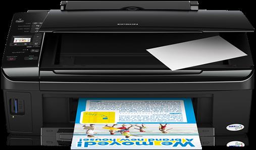 Download Driver Epson Stylus SX210