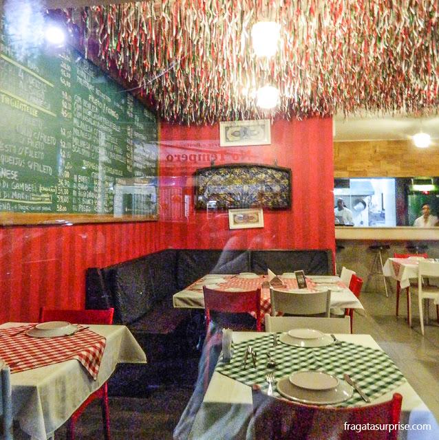 Restaurante italiano Di Lucca, Salvador