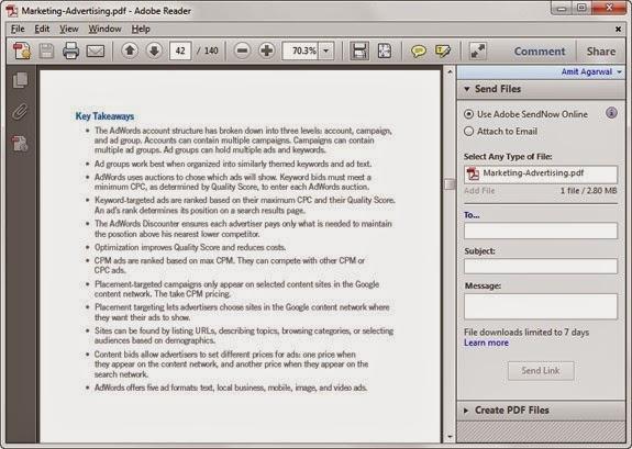 برنامج أدوبى ريدر أخر اصدار للكمبيوتر