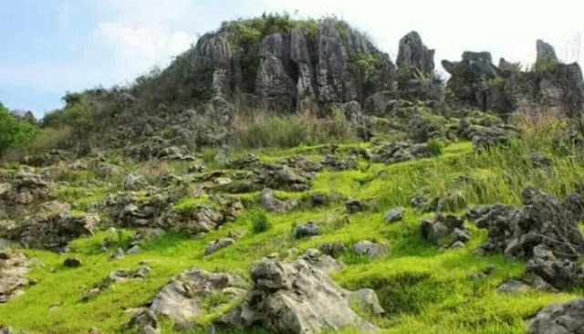 Wisata Stone Garden Geo Park Padalarang Bandung