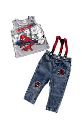 Spiderman outfit from Ackermans ©Disney