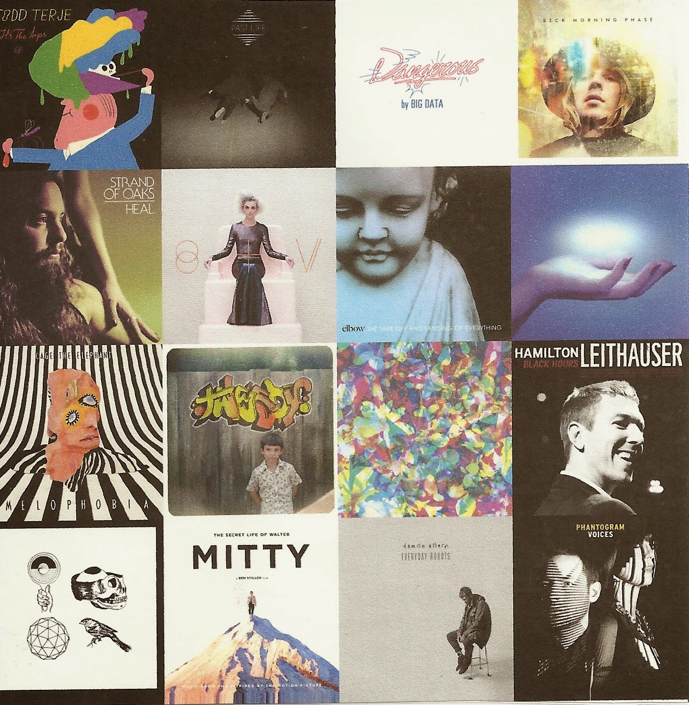 New Music Matters: Top 20+ Songs of 2014 With YouTube Playlist