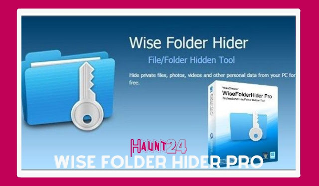 Wise Folder Hider Pro 4.3.8.198 Hide files and folders Crack Latest Version 2021