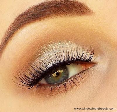Rzęsy April Jolie Beauty makijaż