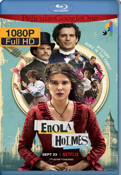 Enola Holmes [2020] [60 FPS] [1080p Web-Dl] [Latino-Inglés] – StationTv