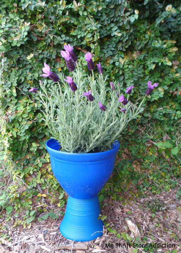 The 15 Minute Fix: DIY Dollar Store Urn mythriftstoreaddiction.blogspot.com Stack different sized dollar store pots to create the easiest urn ever!