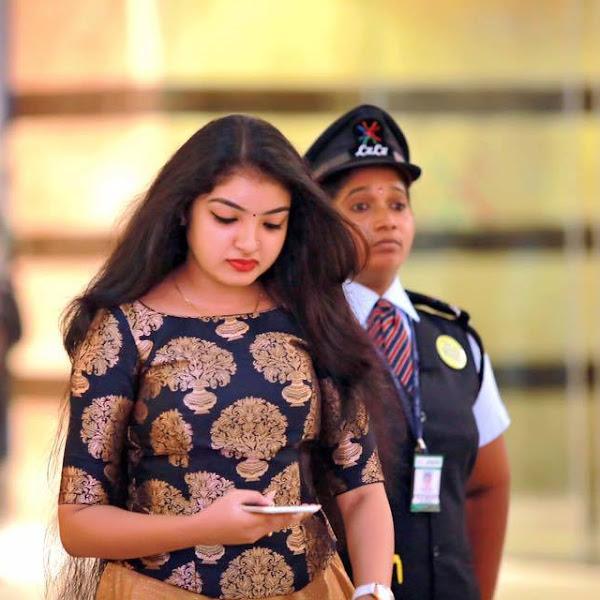 Malavika Nair latest photos from Daffedar launch