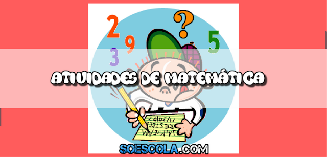Atividades de Matemática - 2º Ano