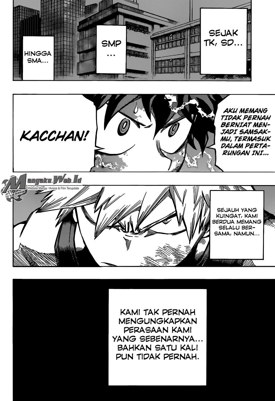 Boku no Hero Academia Chapter 119-3