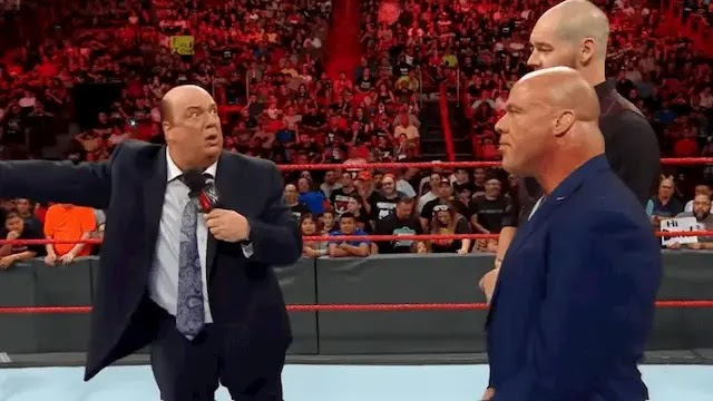 Paul Heyman could take 5 SmackDown Superstars to RAW