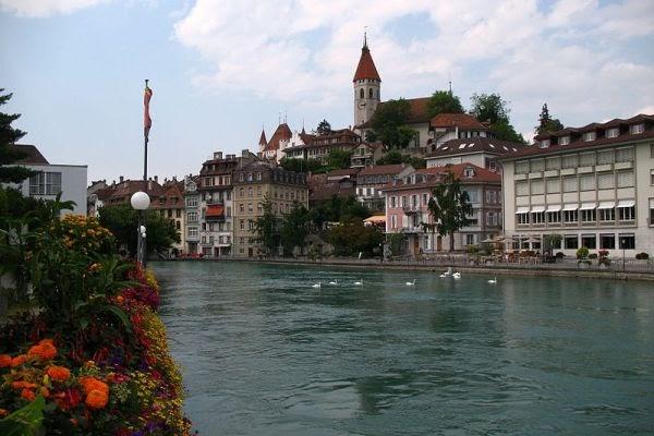 Thun, Bernese Oberland