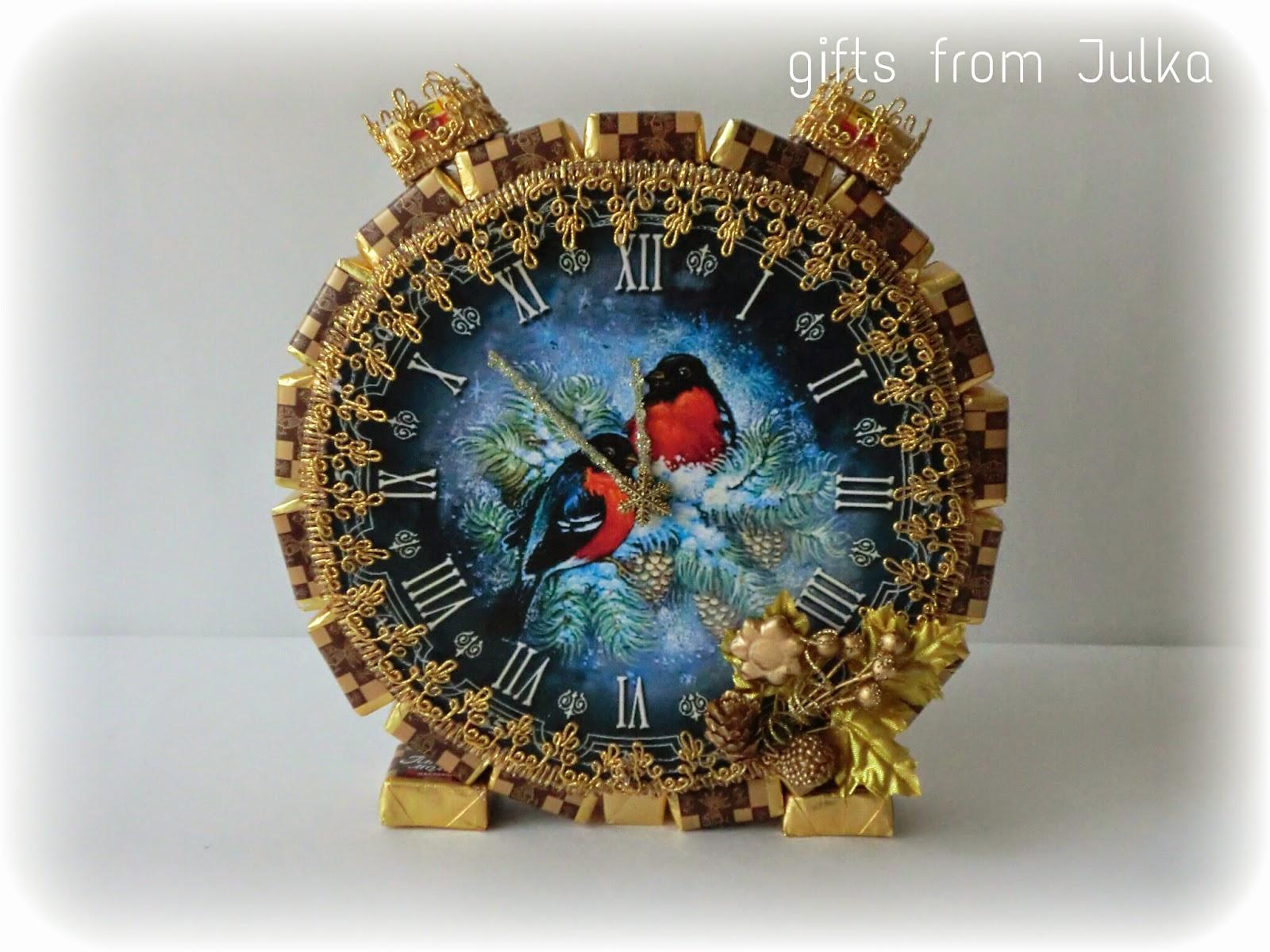 Стоимость часы из конфет продам ссср краснодар часы