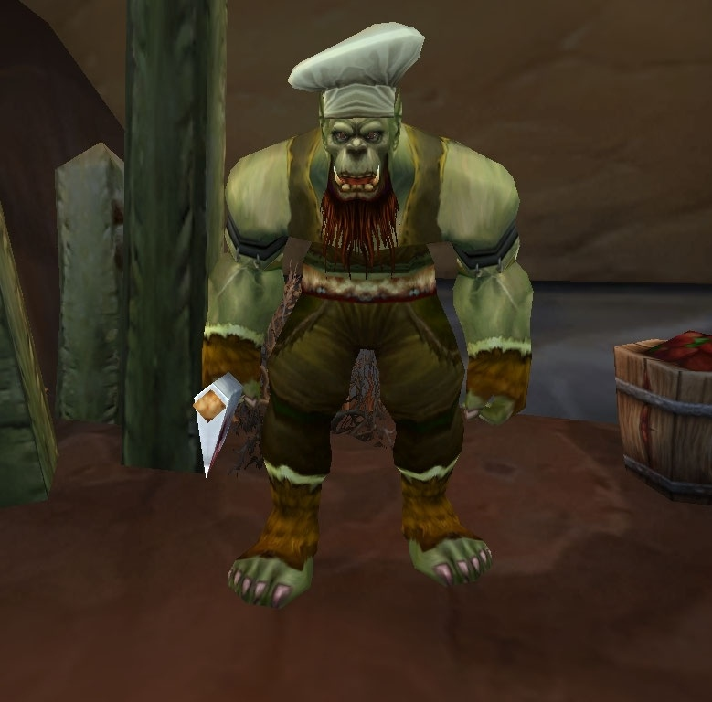 master of world of warcraft cooking lvling 780 800