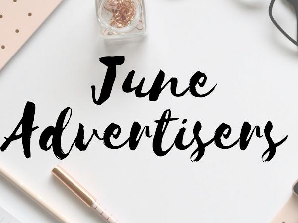 June Advertisers