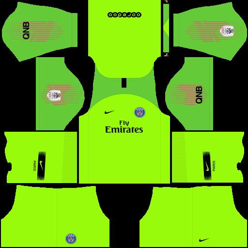 Kits/Uniformes para FTS 15 y Dream League Soccer: Kits/Uniformes