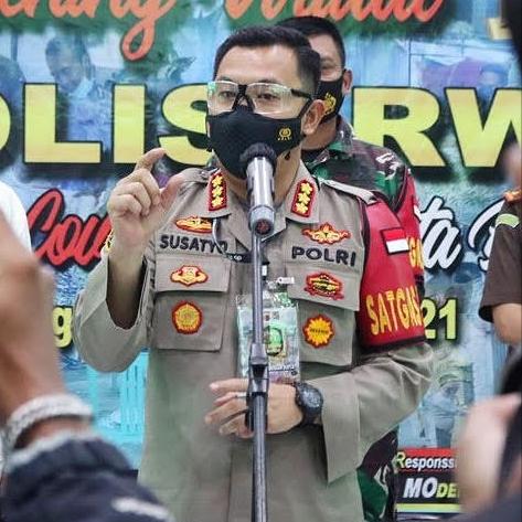 Jaring Pemudik, Ini yang Dilakukan Polresta Bogor Kota