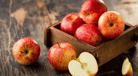 The benefits of eating an apple a day