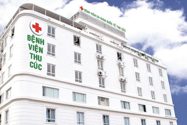 Danh sách bệnh viện tại Quận Tây Hồ - Hà Nội