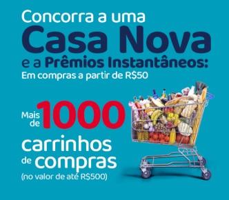 Cadastrar Promoção Aniversário Lopes 2020 Casa Nova e Prêmios na Hora - 46 Anos Supermercados
