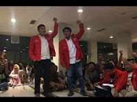 Kongres Penuh Dinamika, Arjuna - Dendy Terpilih Ketum - Sekjen DPP GMNI Periode 2019-2022