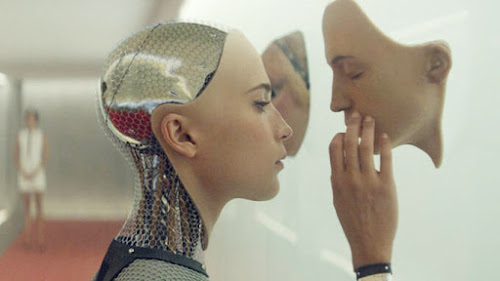 Ex Machina - 20 Clever Movies that'll keep your mind running for Days