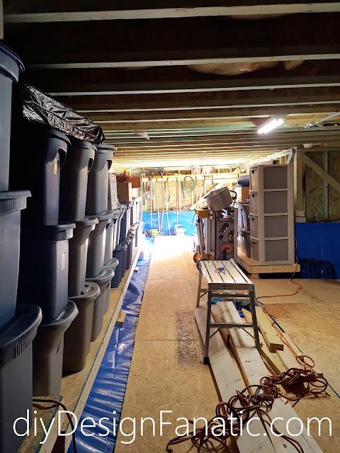Garage , Garage Organization , Organization, Organize, Cottage, Cottage Style, Farmhouse Style