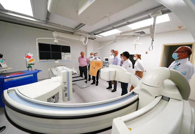 Nuevo Hospital General de Gómez Palacio contará con acelerador lineal para pacientes con cáncer: AMLO