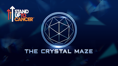 Nerdversity Reviews: Crystal Maze Experience 8cm Replica Crystal