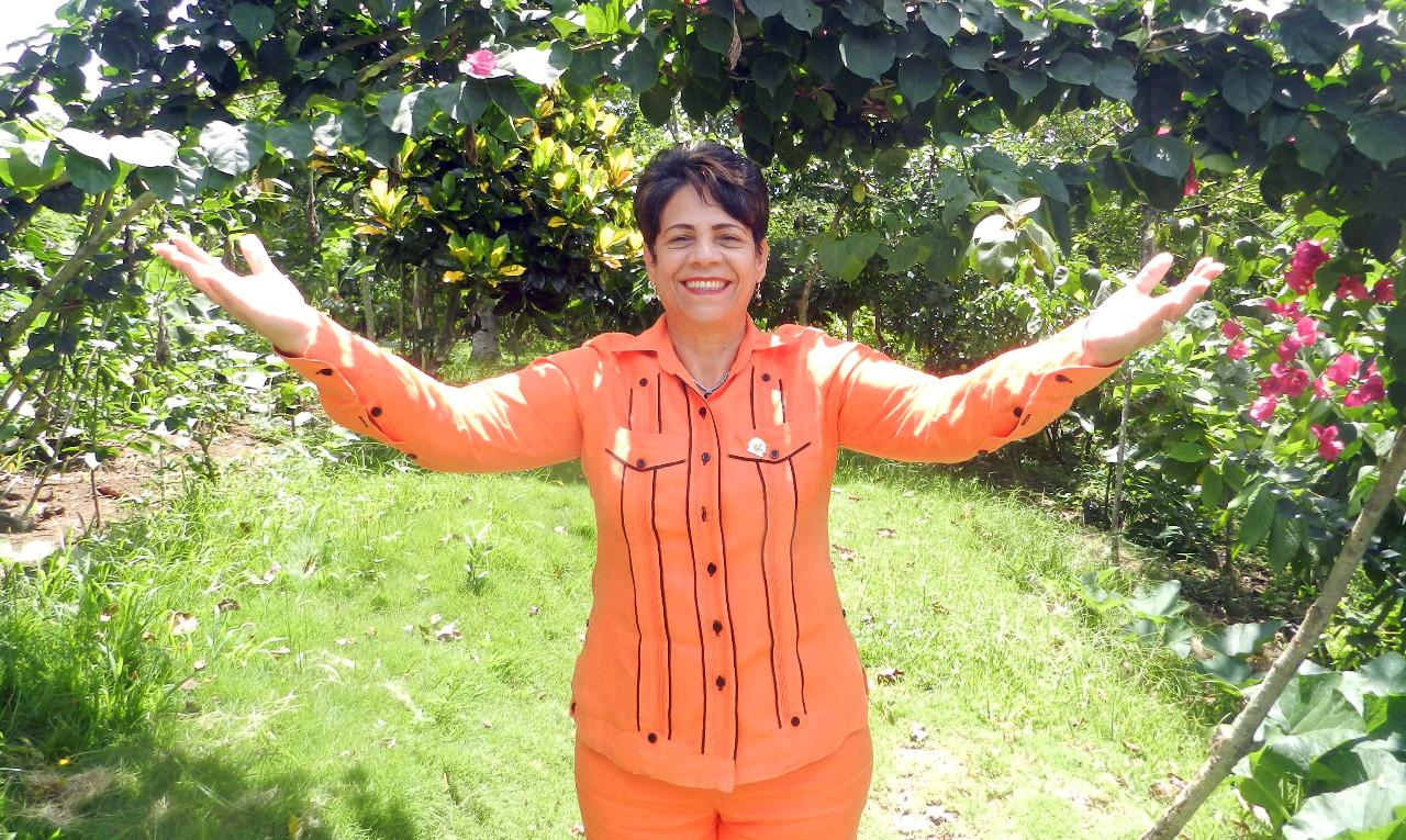 De cortar caña a Alcaldesa de Sabana Grande de Boyá