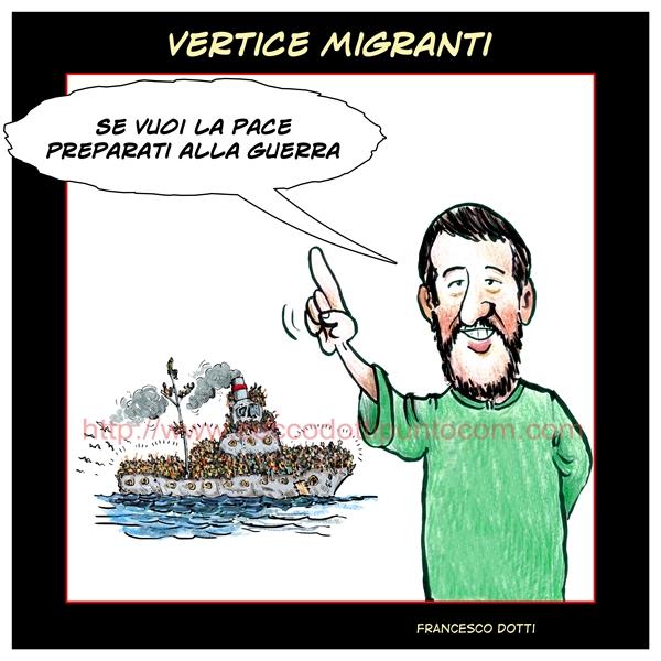 Accordo Ue migranti