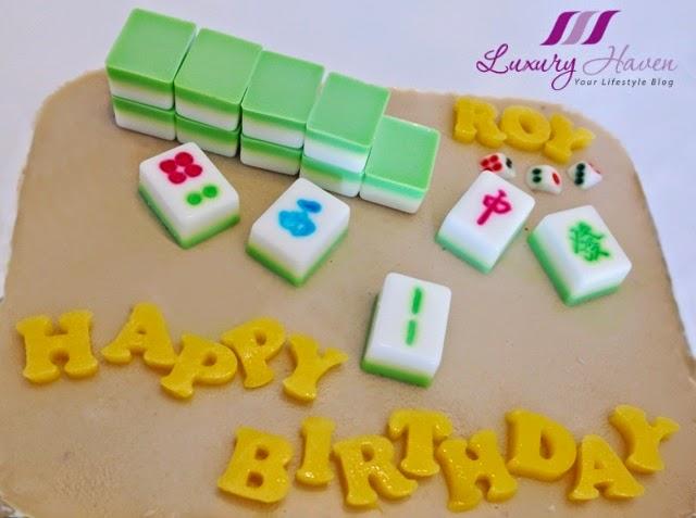 edible mahjong jelly desserts potluck party