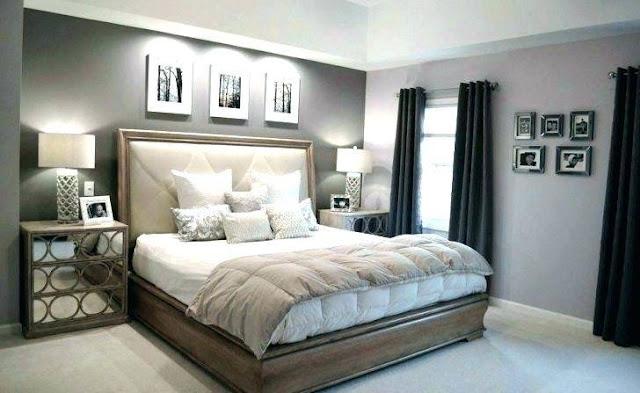 تصميم وديكور غرفة نوم صغيرة