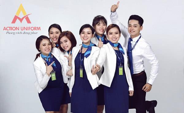 Đồng phục ngân hàng Á Châu (ACB)