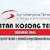 Jawatan Kosong di Suruhanjaya Tenaga - 14 Dis 2019