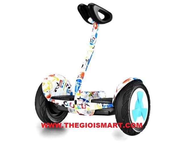 Xe điện cân bằng Mini Robot Graffity