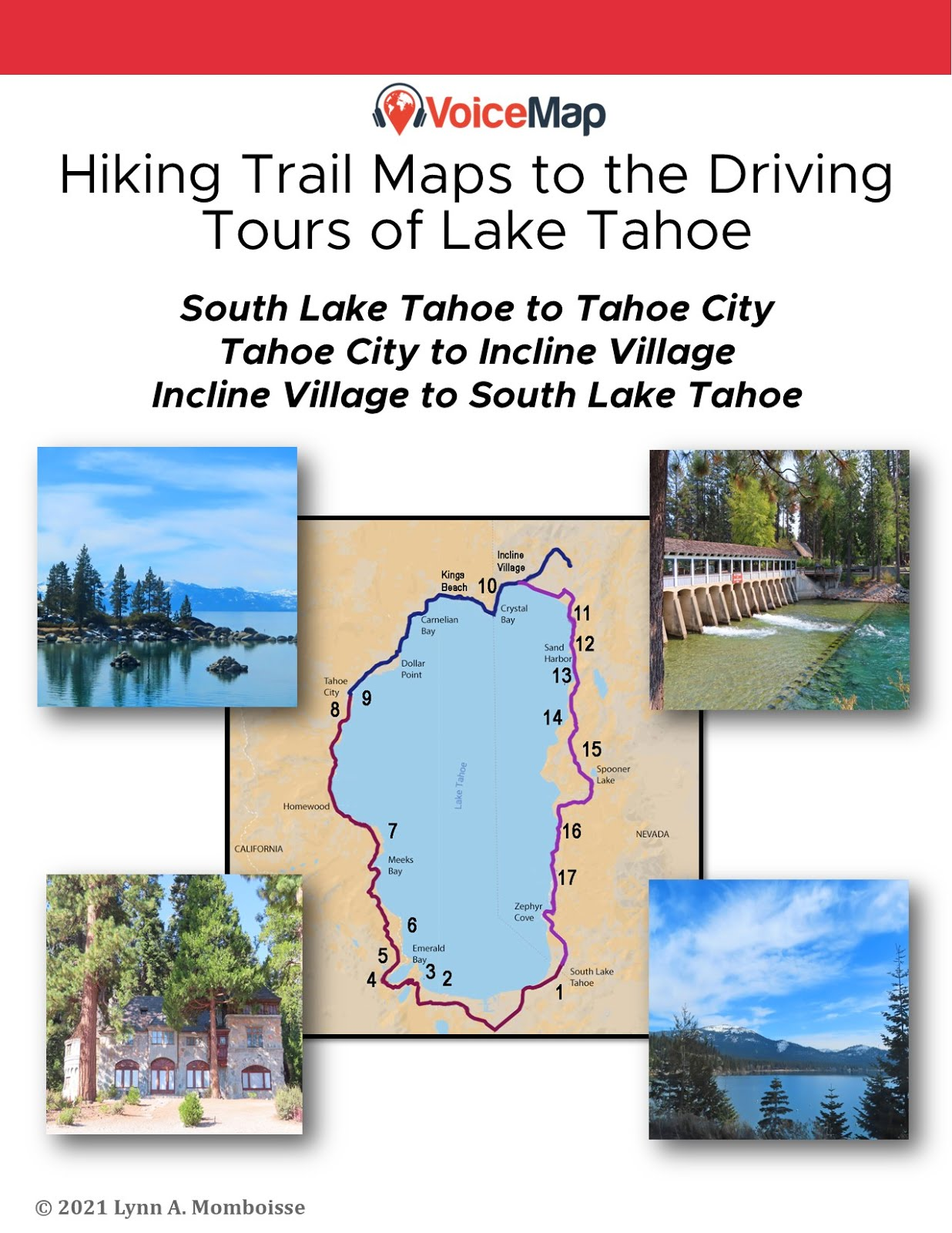 Download the FREE Lake Tahoe Hiking Trail Guide